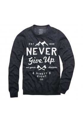 Ninety Eight -  Never Give Up