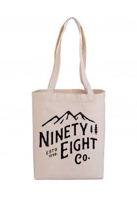 Ninety Eight - New Logo