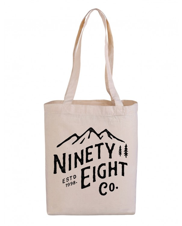 Ninety Eight - New Logo