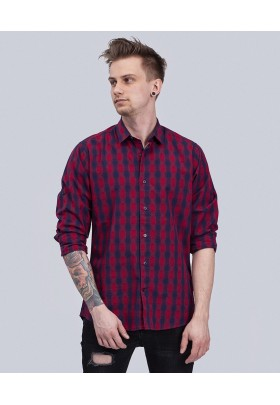 Check Shirt Ninety Eight